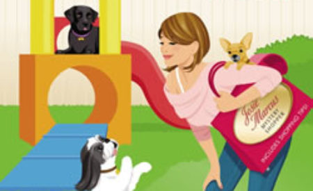 Review ✯ A Dog Gone Murder by Elaine Viets