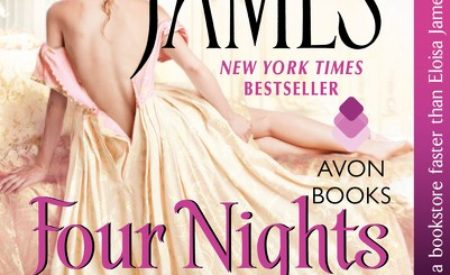 Review ✯ Four Nights With the Duke by Eloisa James