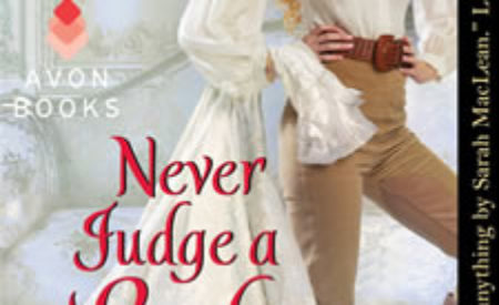 Review ✯ Never Judge a Lady by Her Cover by Sarah MacLean