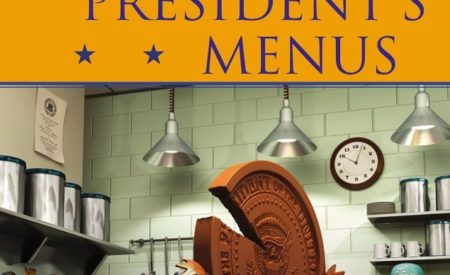 Review ✯ All The President's Menus by Julie Hyzy