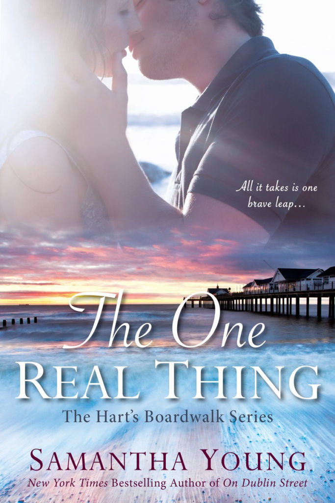 the-one-real-thing-samantha-young