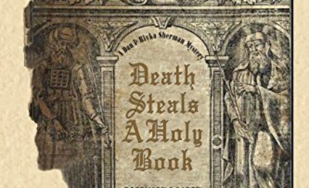 Review ❤️ Death Steals a Holy Book by Rosemary & Larry Mild