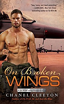 Review ❤️ On Broken Wings by Chanel Cleeton