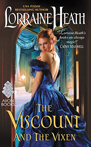 Review ❤️ The Viscount and the Vixen by Lorraine Heath