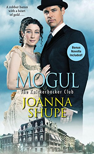 Review & Giveaway ❤️ Mogul by Joanna Shupe