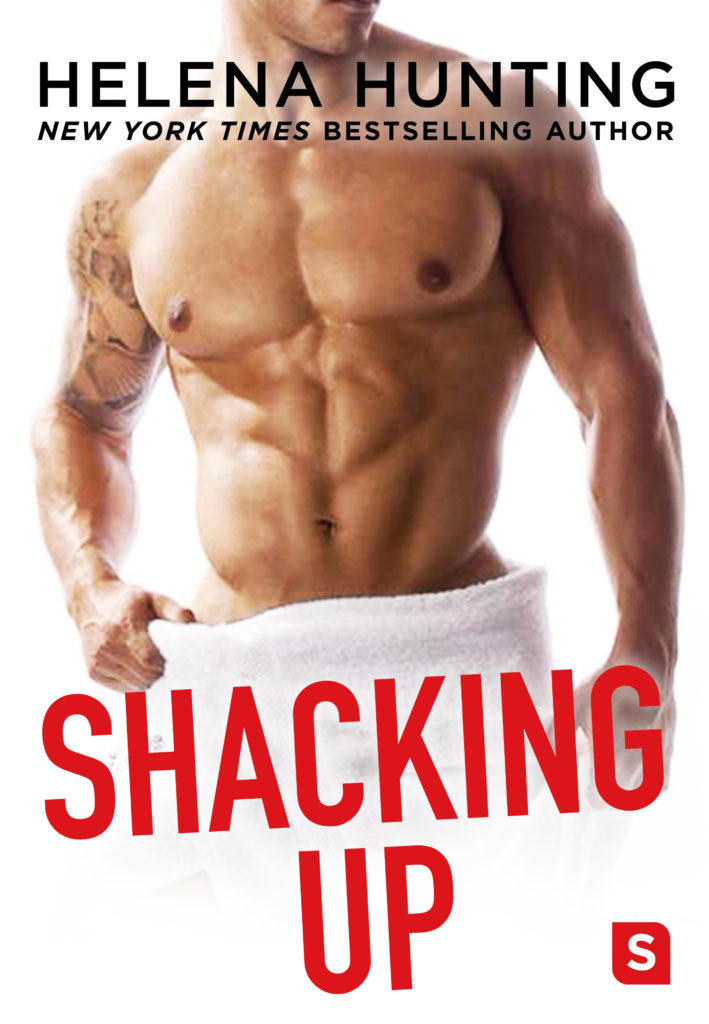 Cover Reveal ✧ Shacking Up by Helena Hunting