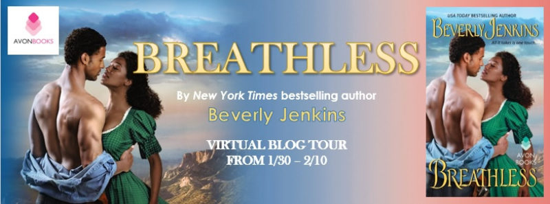Excerpt & Giveaway ✧ Breathless by Beverly Jenkins