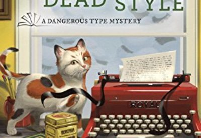 Review ❤️ Bookman Dead Style by Paige Shelton