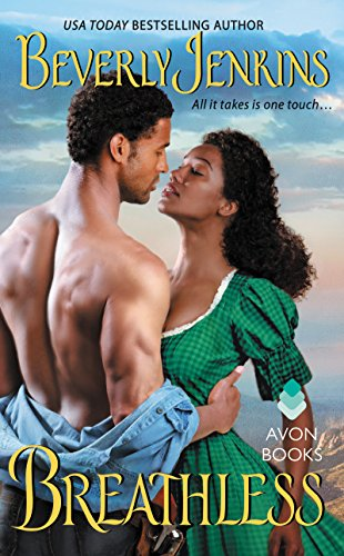 Review & Giveaway ❤️ Breathless by Beverly Jenkins