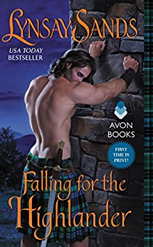 Giveaway ☆ Falling For the Highlander by Lynsay Sands