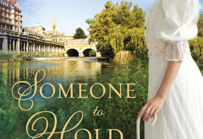 Giveaway ☆ Someone to Hold by Mary Balogh