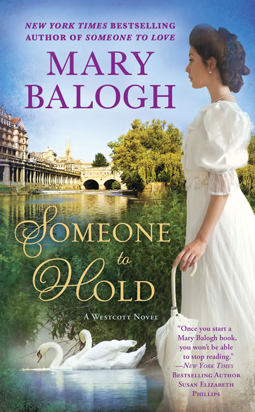 someone to hold mary balogh