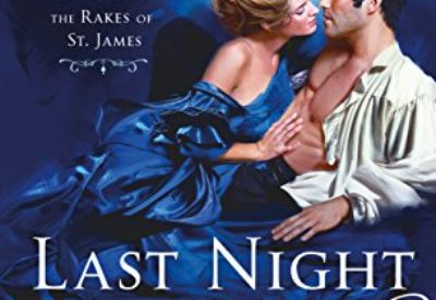 Giveaway ☆ Last Night With the Duke by Amelia Grey