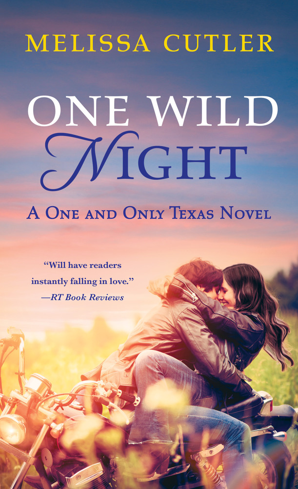 Giveaway ☆ One Wild Night by Melissa Cutler