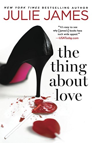 the thing about love julie james