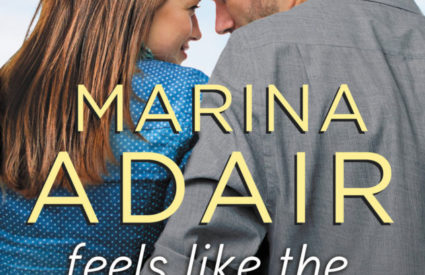 Excerpt & Giveaway ❖ Feels Like the First Time by Marina Adair