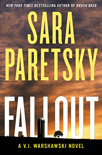 Review ❤️  Fallout by Sara Paretsky