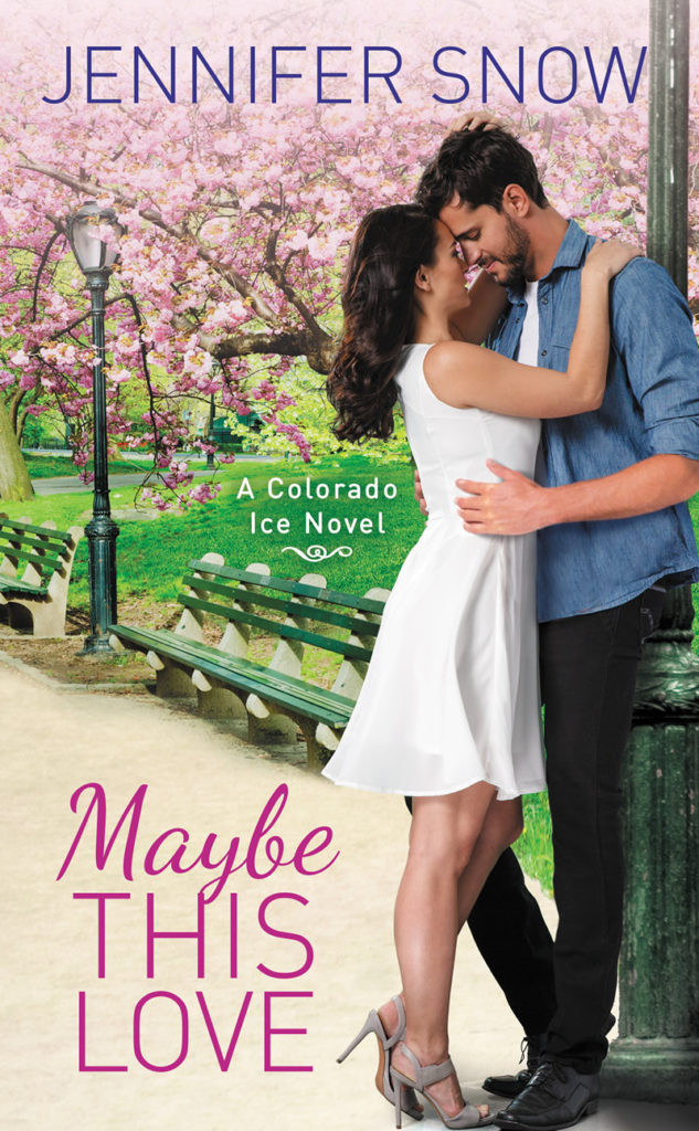 Excerpt & Giveaway ❖ Maybe This Love by Jennifer Snow