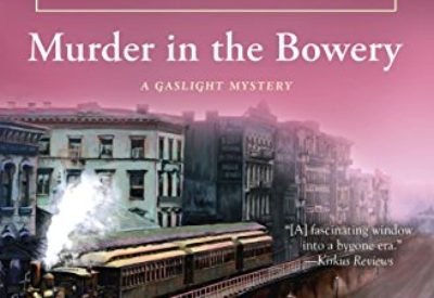 Review ❤️ Murder in the Bowery by Victoria Thompson