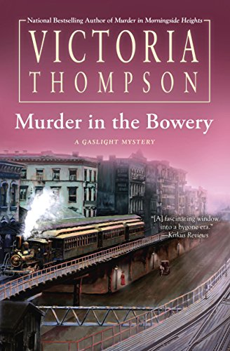murder in the bowery victoria thompson