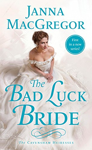 Giveaway ☆ The Bad Luck Bride by Janna MacGregor