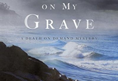 Review ❤️ Walking On My Grave by Carolyn Hart