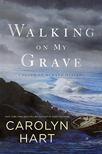 walking on my grave carolyn hart