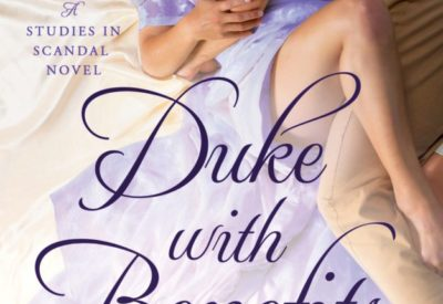 Giveaway ☆ Duke With Benefits by Manda Collins