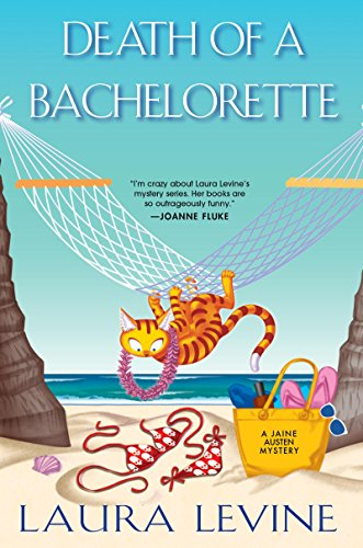 Review ❤️ Death of a Bachelorette by Laura Levine