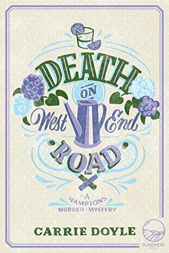 Review ❤️ Death on West End Road by Carrie Doyle