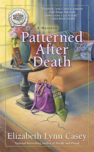 Review ❤️ Patterned After Death by Elizabeth Lynn Casey