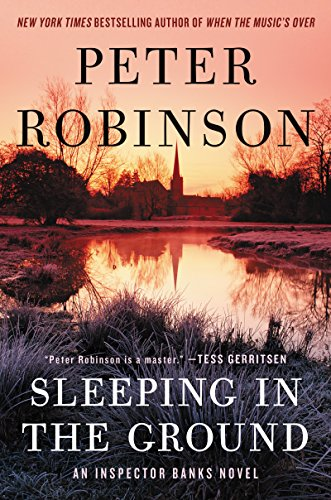 sleeping in the ground peter robinson