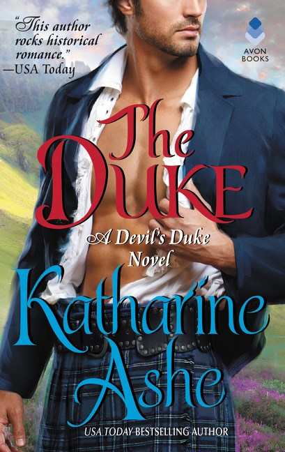 the duke katharine ashe