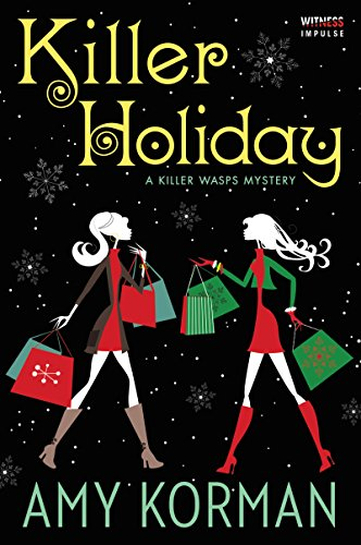 killer holiday amy korman
