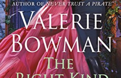 the right kind of rogue valerie bowman