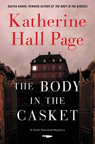 the body in the casket katherine hall page