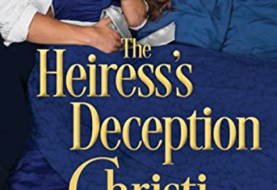 the heiresss deception christi caldwell