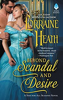 beyond scandal and desire lorraine heath