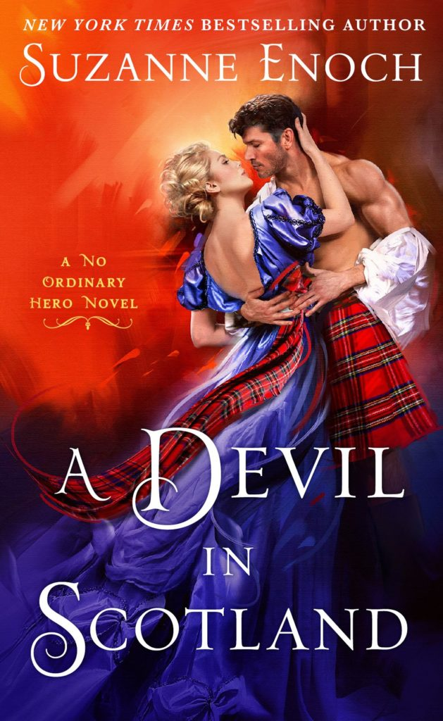 a devil in scotland suzanne enoch