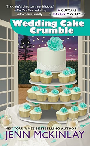 wedding cake crumble jenn mckinlay
