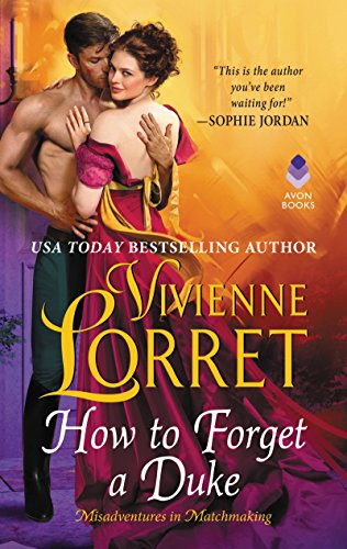 how to forget a duke vivienne lorret