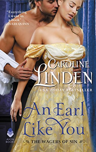 Romance Book Cover Review : Review ️ an earl like you by caroline linden smitten
