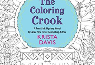 the coloring crook krista davis