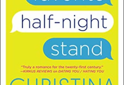 my favorite half night stand christina lauren