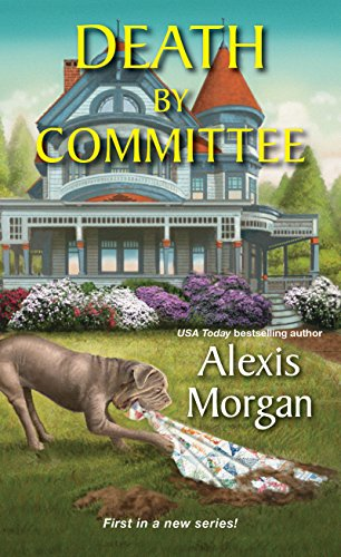 death by committee alexis morgan