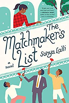 the matchmakers list sonya lalli