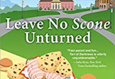 leave no scone unturned denise swanson