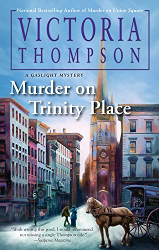 murder on trinity place victoria thompson