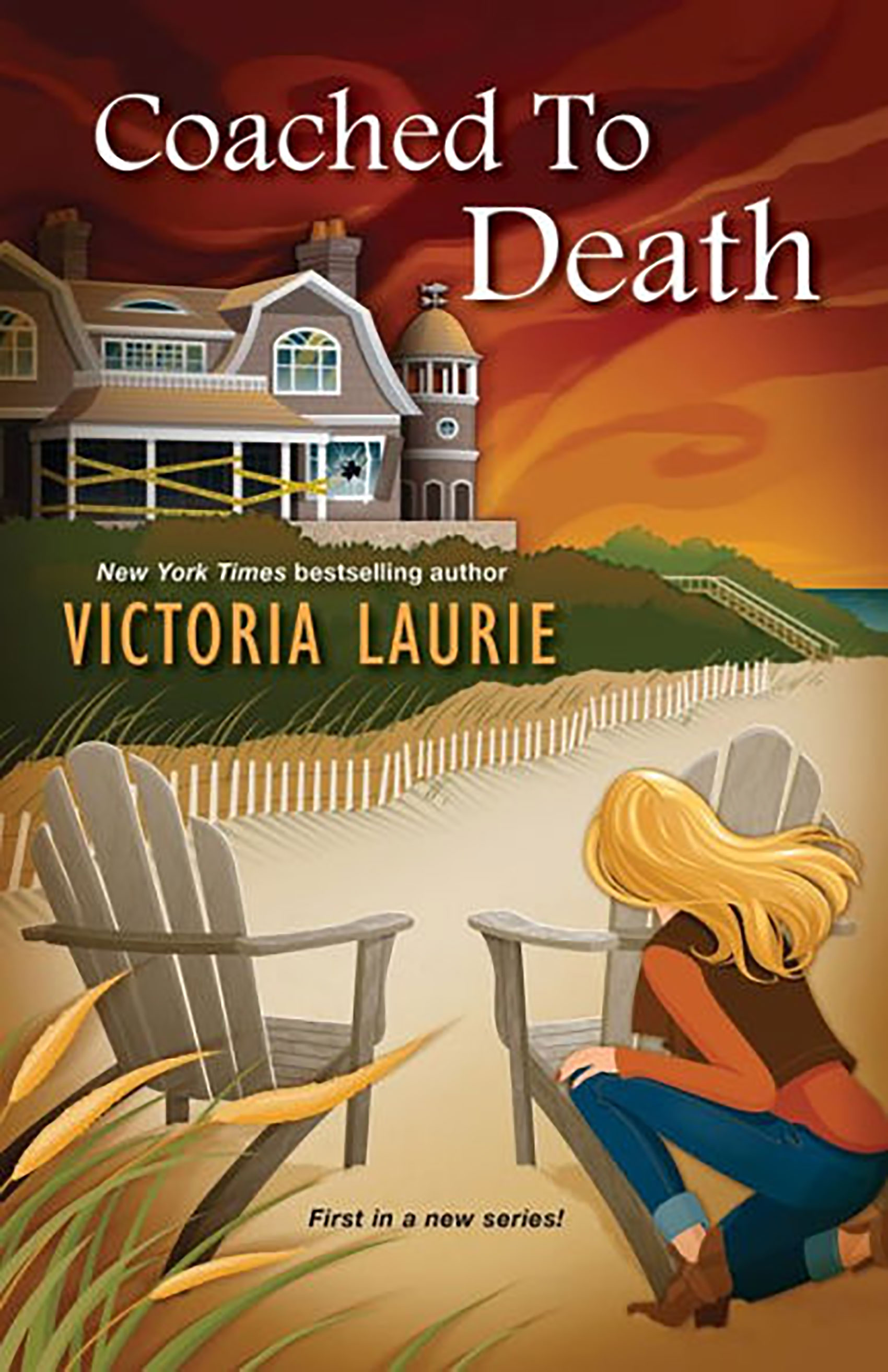 coached-to-death-victoria-laurie