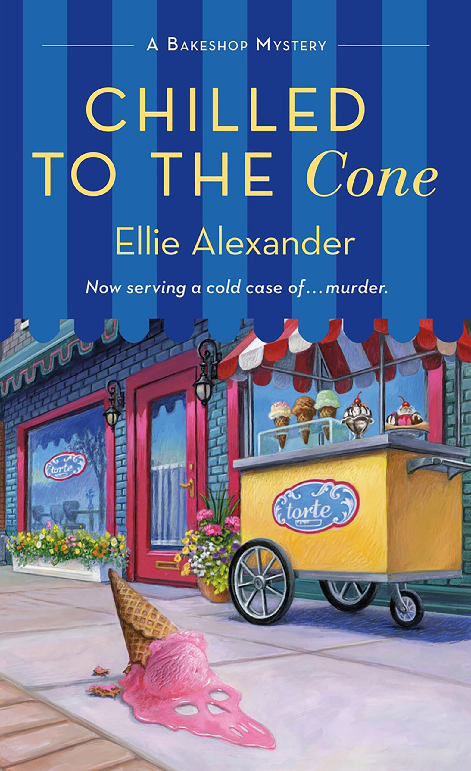 chilled-to-the-cone-ellie-alexander